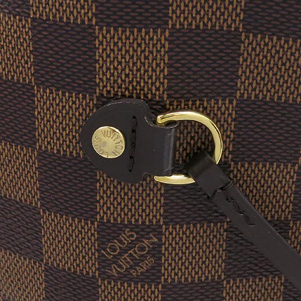 Louis Vuitton(루이비통) N41358 다미에 에벤 캔버스 네버풀 MM 숄더백+보조파우치 [잠실점] 이미지3 - 고이비토 중고명품
