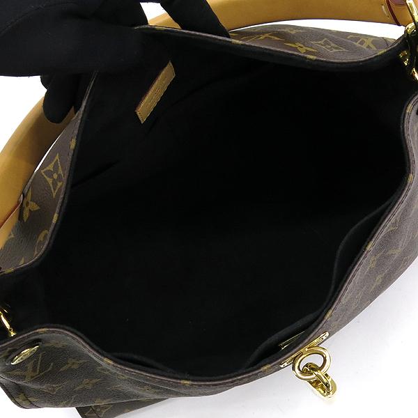 Louis Vuitton(루이비통) M41621 모노그램 캔버스 Noir 가이아 숄더백 [강남본점] 이미지5 - 고이비토 중고명품