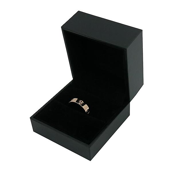 Cartier(까르띠에) B4084857 18K(750) 핑크골드 러브링 반지 - 17호 [부산센텀본점] 이미지2 - 고이비토 중고명품