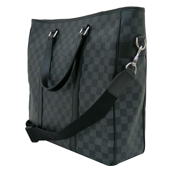 Louis Vuitton(루이비통) N51192 다미에 그라피트 캔버스 타다오 토트백 + 숄더스트랩 2WAY [부산센텀본점] 이미지3 - 고이비토 중고명품