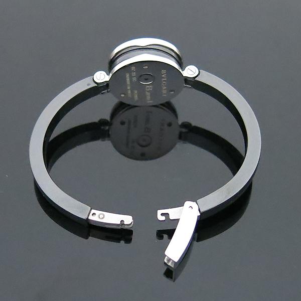 Bvlgari(불가리) BZ23SC 신형 B-ZERO1(비제로원) 블랙판 세라믹 브레이슬릿 뱅글 여성용 시계 [부산센텀본점] 이미지5 - 고이비토 중고명품