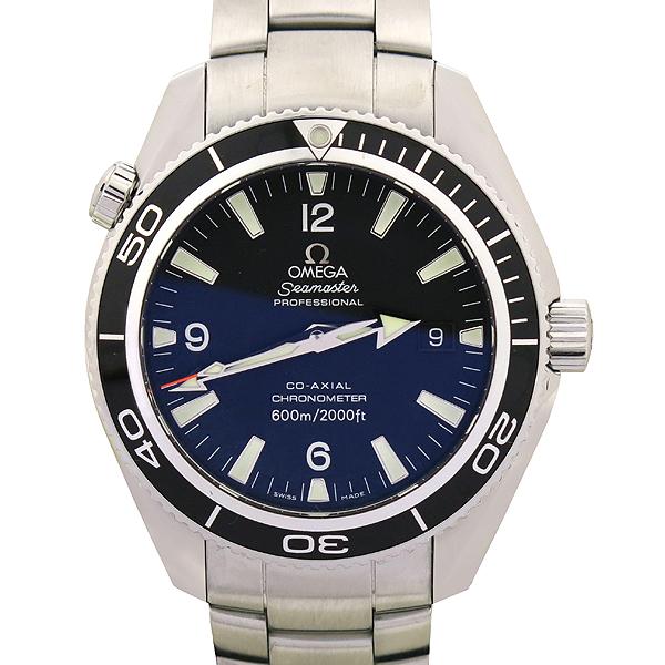 Omega(오메가) 2201.50.00 SEAMASTER PLANET OCEAN (플래닛 오션) Professional CO-AXIAL (코엑셜) 600M 42mm 오토매틱 남성용 스틸 시계 [강남본점] 이미지5 - 고이비토 중고명품