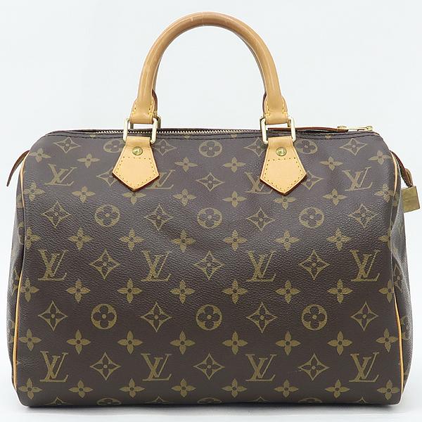 Louis Vuitton(루이비통) M41526 모노그램 캔버스 스피디 30 토트백 [강남본점]