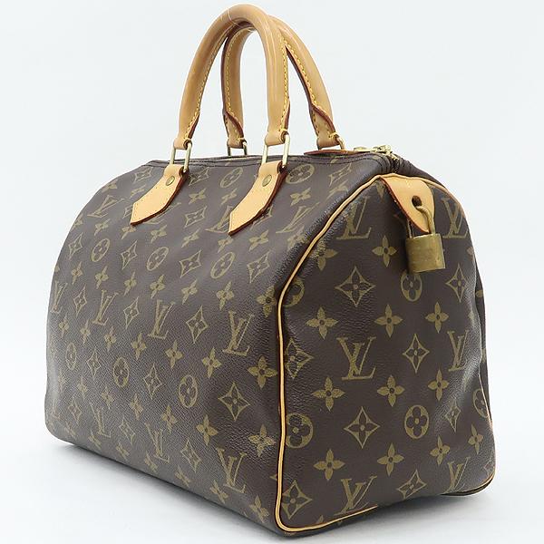 Louis Vuitton(루이비통) M41526 모노그램 캔버스 스피디 30 토트백 [강남본점] 이미지2 - 고이비토 중고명품