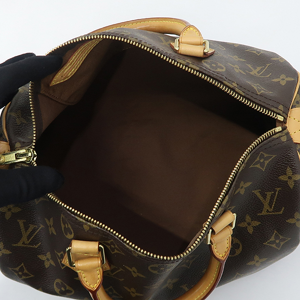 Louis Vuitton(루이비통) M41526 모노그램 캔버스 스피디 30 토트백 [강남본점] 이미지4 - 고이비토 중고명품