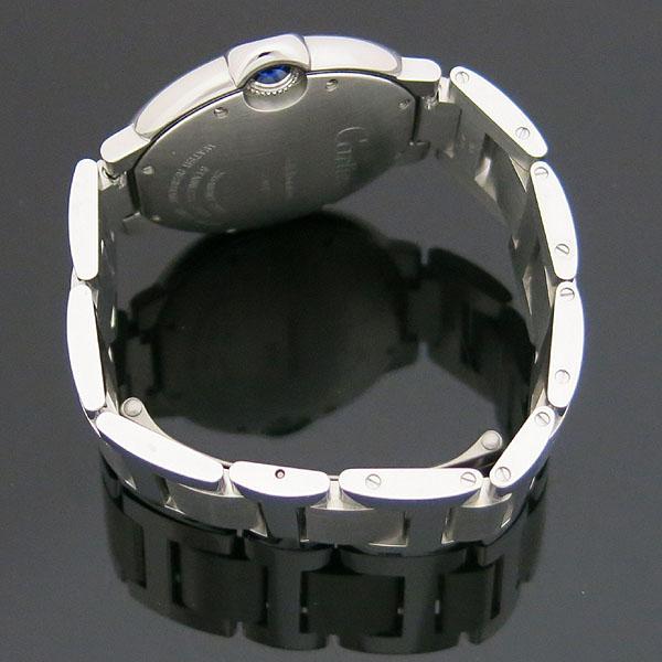 Cartier(까르띠에) W69011Z4 발롱블루 드 까르띠에 스틸 쿼츠 36MM 남여공용 시계 [대구동성로점] 이미지4 - 고이비토 중고명품