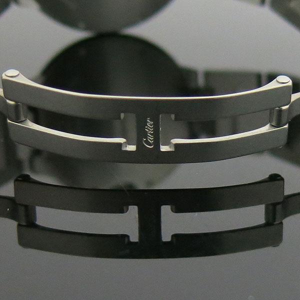 Cartier(까르띠에) W69011Z4 발롱블루 드 까르띠에 스틸 쿼츠 36MM 남여공용 시계 [대구동성로점] 이미지6 - 고이비토 중고명품