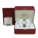 Cartier(까르띠에) W69011Z4 발롱블루 드 까르띠에 스틸 쿼츠 36MM 남여공용 시계 [대구동성로점]