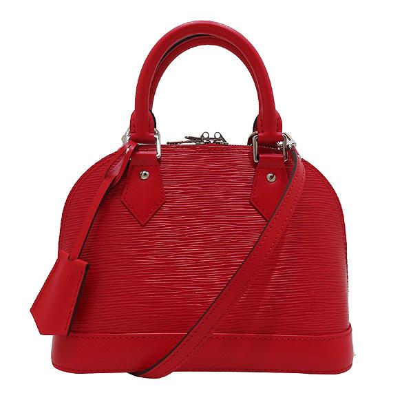 Louis Vuitton(루이비통) M41160 에삐 레드 컬러 알마 BB 토트백 + 숄더스트랩 2WAY [인천점] 이미지2 - 고이비토 중고명품