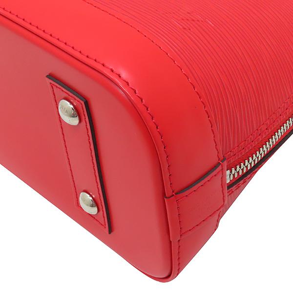 Louis Vuitton(루이비통) M41160 에삐 레드 컬러 알마 BB 토트백 + 숄더스트랩 2WAY [인천점] 이미지5 - 고이비토 중고명품
