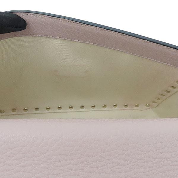 VALENTINO(발렌티노)  핑크컬러  락스터드 체인 레더 스트랩 숄더백  [부산서면롯데점] 이미지4 - 고이비토 중고명품