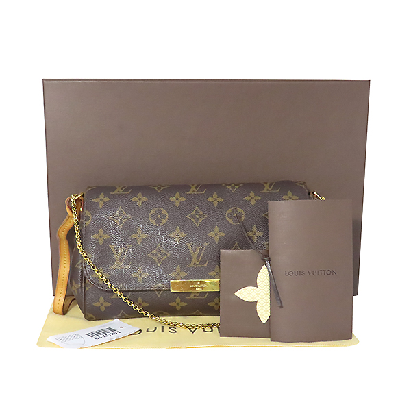 Louis Vuitton(루이비통) M40718 모노그램 캔버스 페이보릿 MM 2WAY [대전본점]