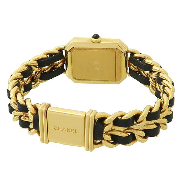 Chanel(샤넬) 프리미에르 L사이즈 금장 체인 여성용 시계 [강남본점] 이미지3 - 고이비토 중고명품