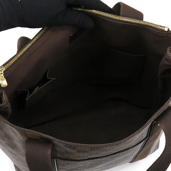 Louis Vuitton(루이비통) N52006 다미에 에벤 캔버스 보부르 토트백 [강남본점] 이미지4 - 고이비토 중고명품