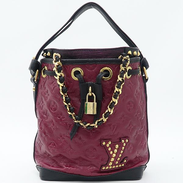 Louis Vuitton(루이비통) M40285 한정 컬렉션 모노그램 더블 쥬 네오 노에 숄더백 [강남본점] 이미지2 - 고이비토 중고명품
