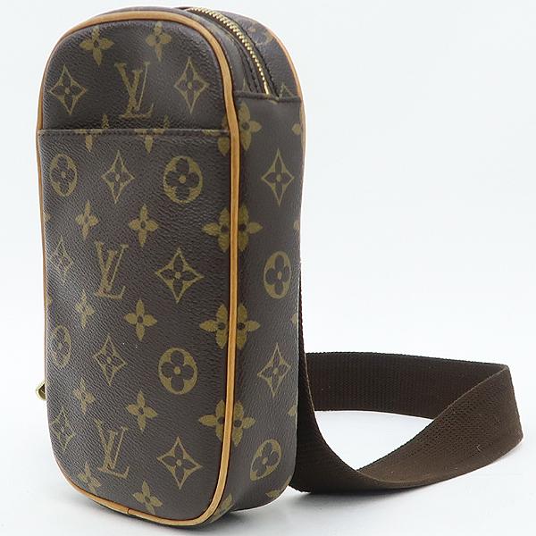 Louis Vuitton(루이비통) M51870 모노그램 캔버스 포쉐트 강지 크로스백 겸 힙색 [강남본점] 이미지2 - 고이비토 중고명품