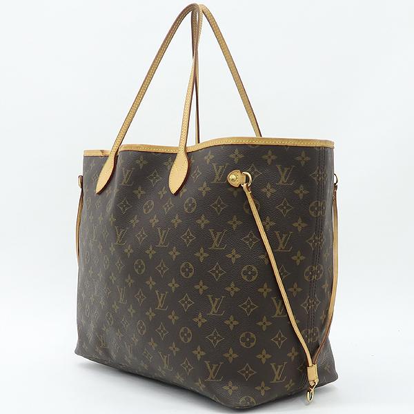 Louis Vuitton(루이비통) M40157 모노그램 캔버스 네버풀 GM 숄더백 [강남본점] 이미지2 - 고이비토 중고명품