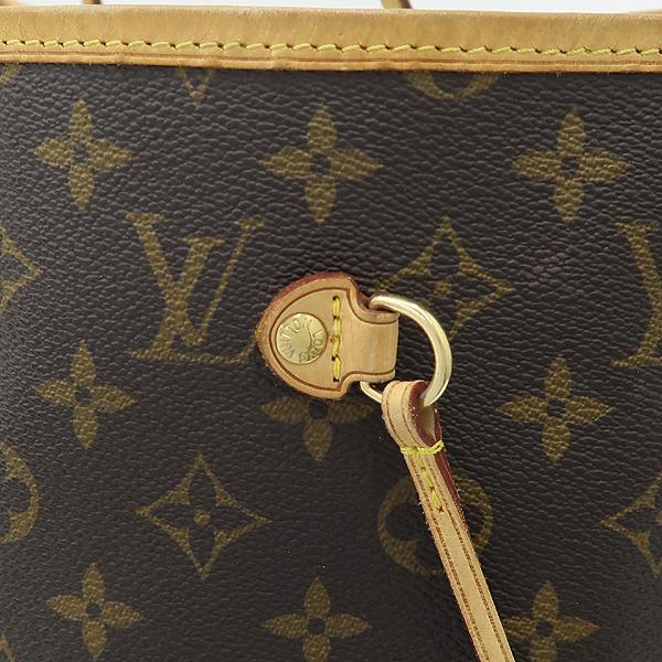Louis Vuitton(루이비통) M40157 모노그램 캔버스 네버풀 GM 숄더백 [강남본점] 이미지3 - 고이비토 중고명품