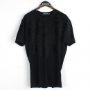 D&G(돌체&가바나) G8EX6T 면 100% 플라워 남성용 티셔츠 [강남본점]
