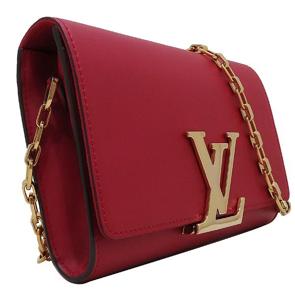 Louis Vuitton(루이비통) M94687 레드 컬러 루이즈 GM 체인 숄더백  [인천점] 이미지3 - 고이비토 중고명품