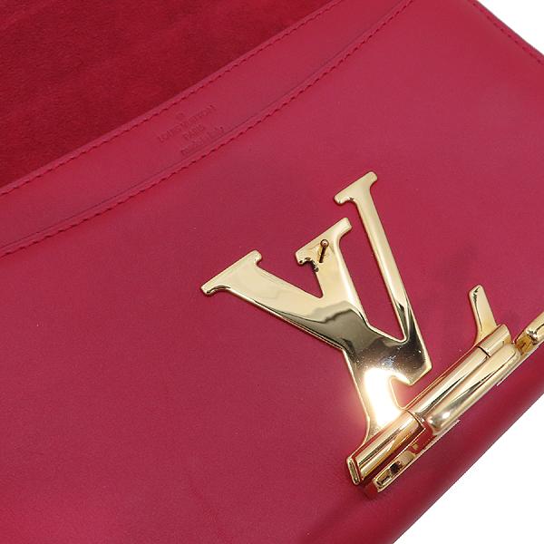 Louis Vuitton(루이비통) M94687 레드 컬러 루이즈 GM 체인 숄더백  [인천점] 이미지6 - 고이비토 중고명품