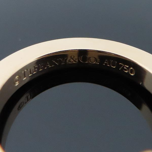 Tiffany(티파니) 18K (750) 로즈 골드 티파니T 스퀘어 링 반지 - 8호 [대구황금점] 이미지6 - 고이비토 중고명품