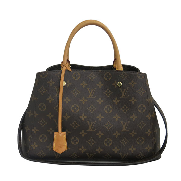 Louis Vuitton(루이비통) M41056 모노그램 캔버스 몽테뉴 MM 토트백 + 숄더스트랩 [동대문점]