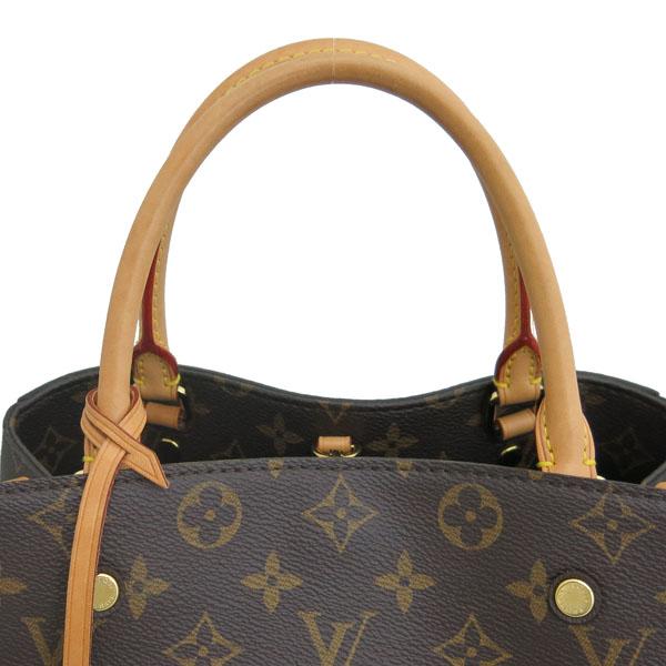 Louis Vuitton(루이비통) M41056 모노그램 캔버스 몽테뉴 MM 토트백 + 숄더스트랩 [동대문점] 이미지3 - 고이비토 중고명품