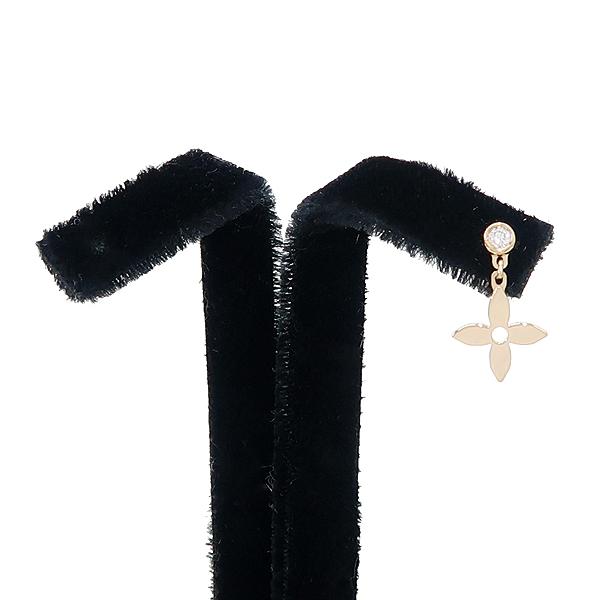 Louis Vuitton(루이비통) Q96169 18K 핑크 골드 다이아 이딜 블라썸 귀걸이 [강남본점] 이미지2 - 고이비토 중고명품