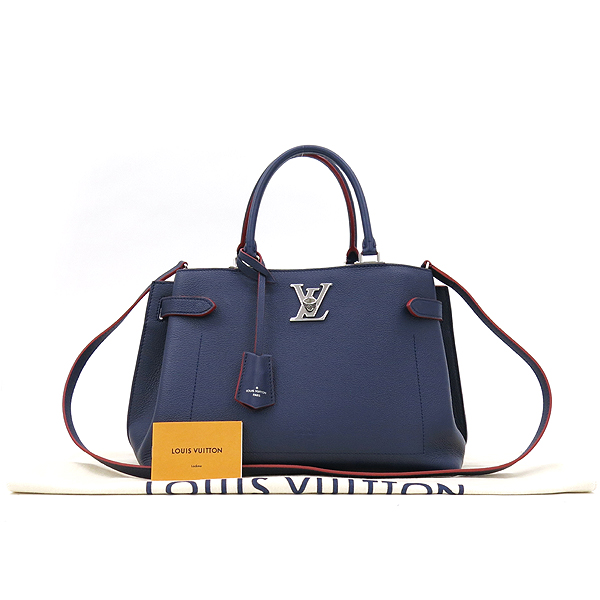 Louis Vuitton(루이비통) M53645 락미 데이 Marine Rouge 컬러 토트+ 숄더스트랩 2WAY [강남본점]