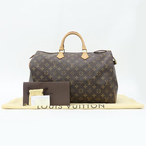 Louis Vuitton(루이비통) M41106 모노그램 캔버스 스피디 40 토트백 [강남본점]