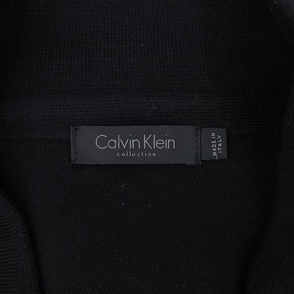 Calvin Klein(캘빈클라인) 니트 혼방 남성용 점퍼 [강남본점]