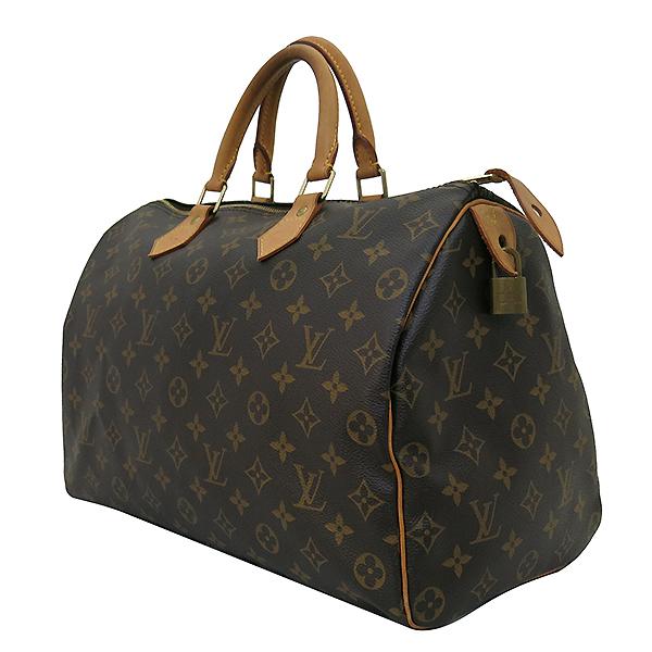 Louis Vuitton(루이비통)M41524 모노그램 캔버스 스피디 35 토트백  [부산센텀본점]