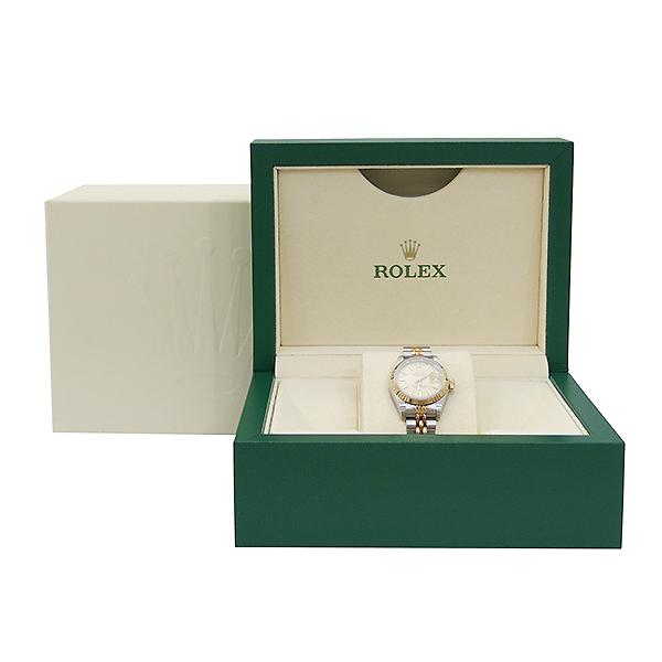 Rolex(로렉스) 69173 18K 콤비 보카시판 DATE JUST(데이트 저스트) 여성용 시계 [부산센텀본점]