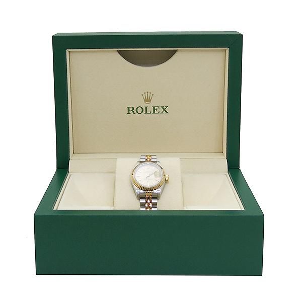 Rolex(로렉스) 69173 18K 콤비 보카시판 DATE JUST(데이트 저스트) 여성용 시계 [부산센텀본점] 이미지2 - 고이비토 중고명품