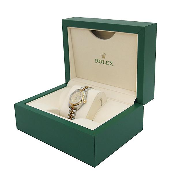 Rolex(로렉스) 69173 18K 콤비 보카시판 DATE JUST(데이트 저스트) 여성용 시계 [부산센텀본점] 이미지3 - 고이비토 중고명품