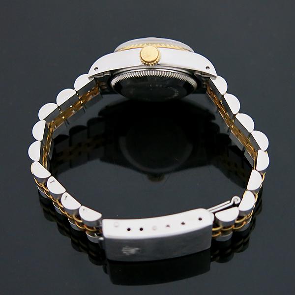 Rolex(로렉스) 69173 18K 콤비 보카시판 DATE JUST(데이트 저스트) 여성용 시계 [부산센텀본점] 이미지6 - 고이비토 중고명품