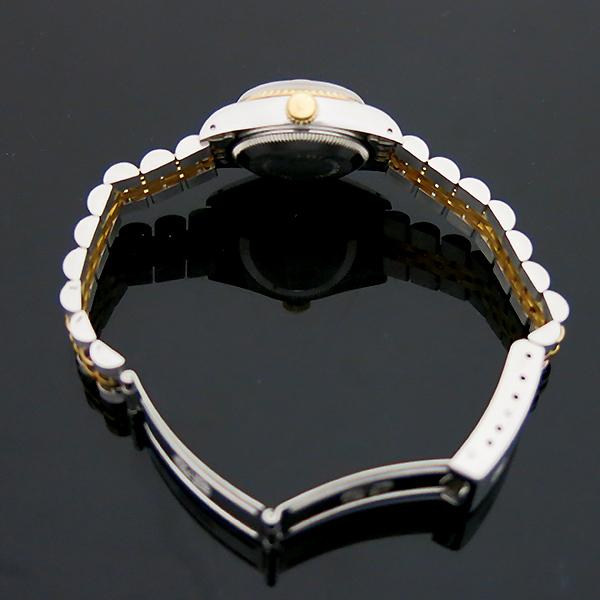 Rolex(로렉스) 69173 18K 콤비 보카시판 DATE JUST(데이트 저스트) 여성용 시계 [부산센텀본점] 이미지7 - 고이비토 중고명품