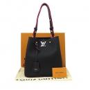 Louis Vuitton(루이비통) M54677 블랙 송아지 가죽 락미 버킷 숄더백 겸 크로스백 [부산서면롯데점]