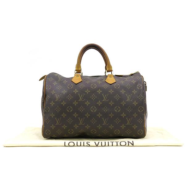Louis Vuitton(루이비통) M41524 모노그램 캔버스 스피디 35 토트백 [강남본점]