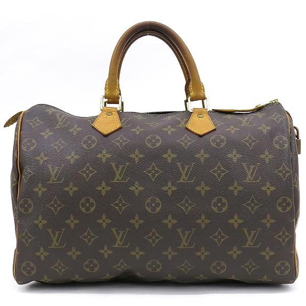 Louis Vuitton(루이비통) M41524 모노그램 캔버스 스피디 35 토트백 [강남본점] 이미지2 - 고이비토 중고명품