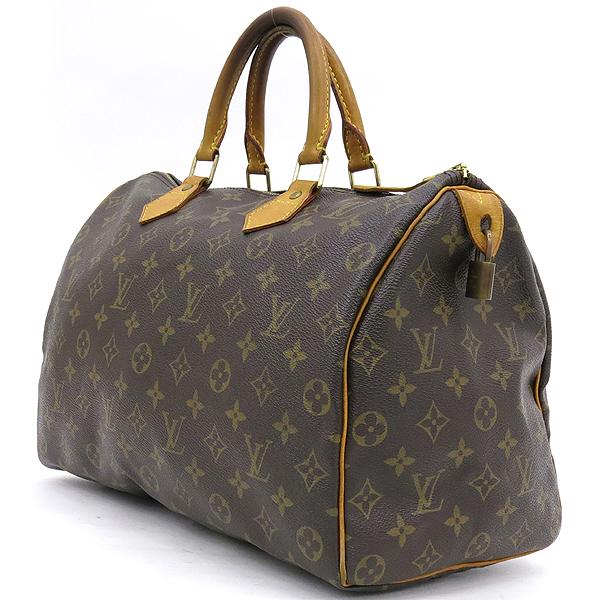Louis Vuitton(루이비통) M41524 모노그램 캔버스 스피디 35 토트백 [강남본점] 이미지3 - 고이비토 중고명품