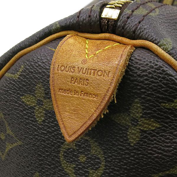 Louis Vuitton(루이비통) M41524 모노그램 캔버스 스피디 35 토트백 [강남본점] 이미지4 - 고이비토 중고명품