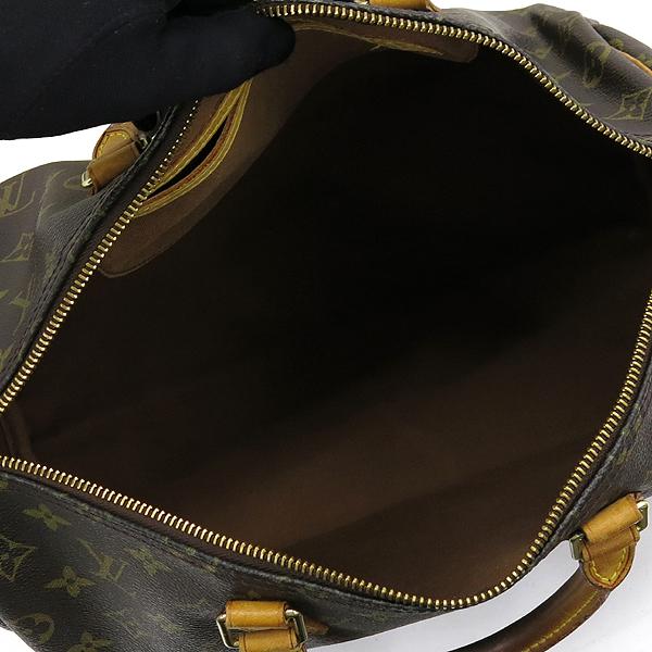Louis Vuitton(루이비통) M41524 모노그램 캔버스 스피디 35 토트백 [강남본점] 이미지5 - 고이비토 중고명품