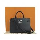 Louis Vuitton(루이비통) M54810 블랙컬러 에삐 트위스트 토트+숄더스트랩 [대구반월당본점]