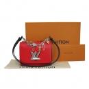 Louis Vuitton(루이비통) M52895 레드 컬러 에삐 레더 트위스트 PM 체인 숄더 겸 크로스백 [동대문점]