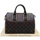 Louis Vuitton(루이비통) M95587 모노그램 캔버스 NOIR 스페셜 에디션 미라지 스피디30 토트백 [인천점]