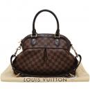 Louis Vuitton(루이비통) N51997 다미에 에벤 캔버스 트레비 PM 토트백 + 숄더스트랩 2WAY [인천점]