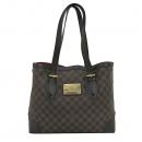Louis Vuitton(루이비통) N51204 다미에 에벤 캔버스 햄스테드 MM 숄더백 [부산센텀본점]