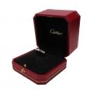 Cartier(까르띠에) B4051350 PT950 (플래티늄) 화이트골드 인그레이빙 1포인트 다이아 웨딩 반지 [인천점]
